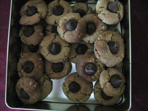 renees fav pb cookies