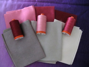 radiance and aurifil