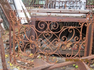 uhw wrought iron fireplace screen