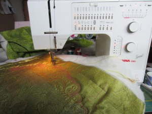 serendipity 3rd time with Bernina 1080