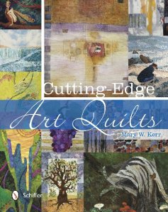 Cutting Edge Art Quilts front cover