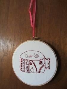 create caffe 001