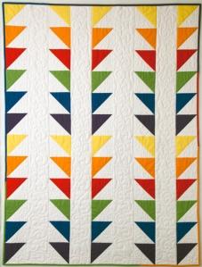 slope sawtooth quilt_Susan Sato