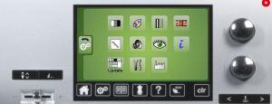 710 gears screen