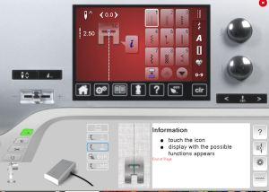 750 full image simulator