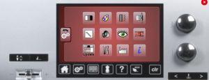 750 gears screen