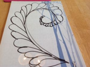 feather practice table 4
