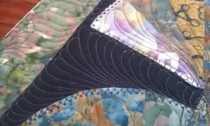 Mandy Applebee feather bump