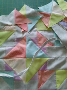 piecing basket