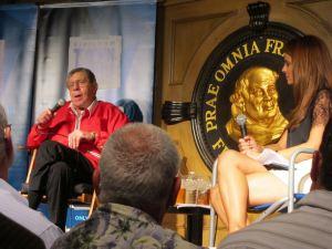 Jerry Lewis Maria Menounous interview