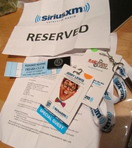 sirius xm town hall stuff