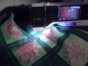 quantum leap on machine