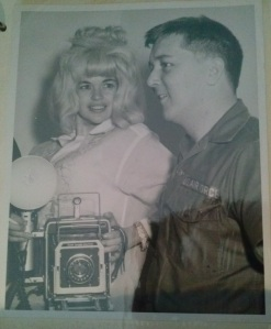 dad and Jayne Mansfield
