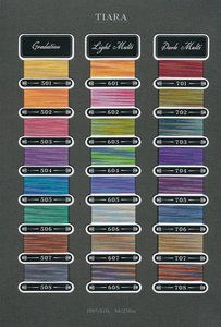Superior Threads Tiara Silk threa set