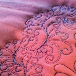tiara silk