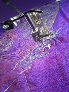 imaginative stitching