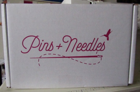 pins needles box top