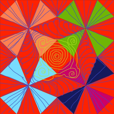 kaleidoscope block color here's what will happen