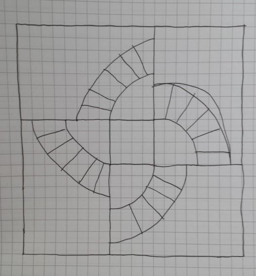 fan block