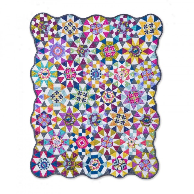 Dream Catcher Quilt Sizzix