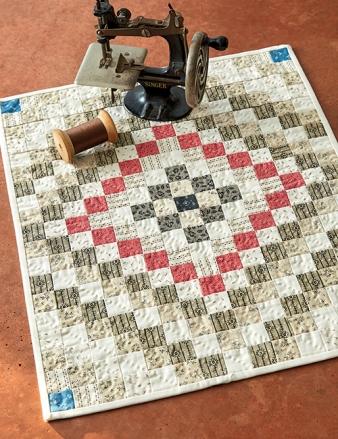 Quirkly Little Quilts quilt 2