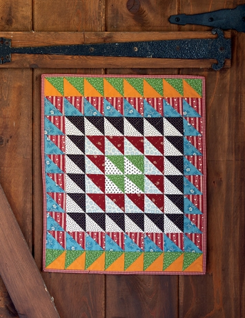 Quirky Little Quilts quilt 1