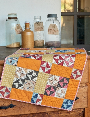 Quirky Little quilts quilt 5