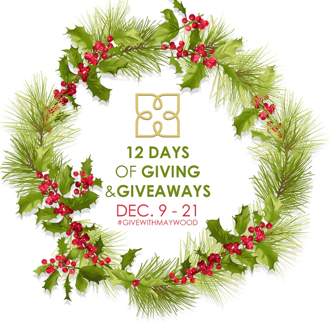 maywood studio 12 days of giving and giveaways terificreations by